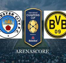 Agen Bola Maxbet - Prediksi Manchester City vs Borussia Dortmund ( International Champions Cup )