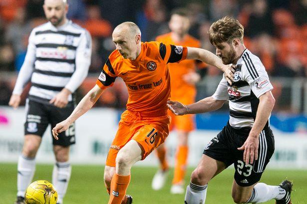 Agen Bola Terbaik - Prediksi Dundee United vs Ayr United